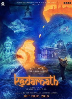 Kedarnath movie poster