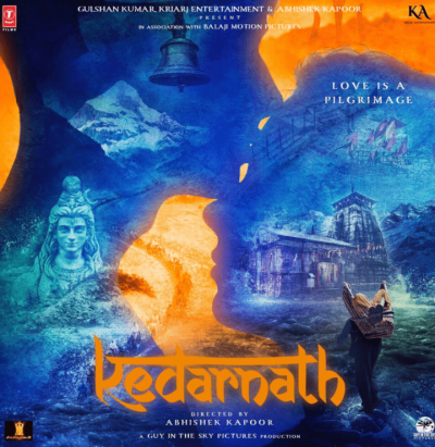 Kedarnath movie poster