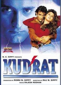 Kudrat movie poster