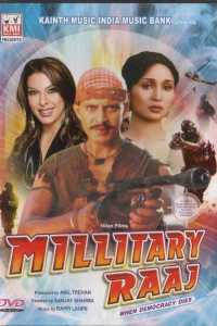 Millitary Raaj Poster