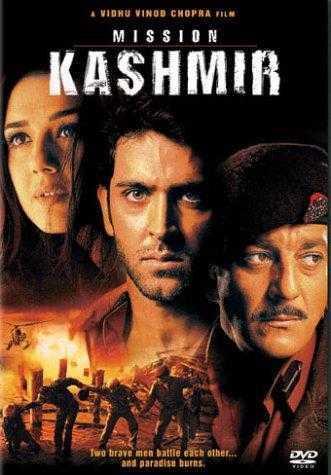 Mission Kashmir movie poster