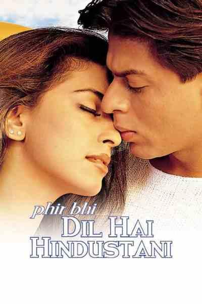 Phir Bhi Dil Hai Hindustani movie poster