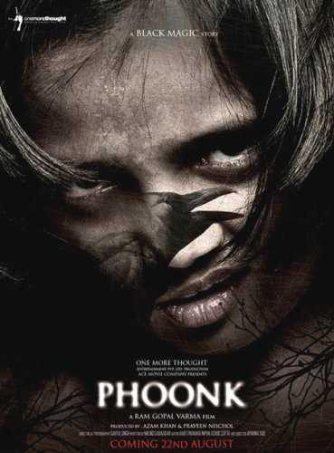 Phoonk movie poster