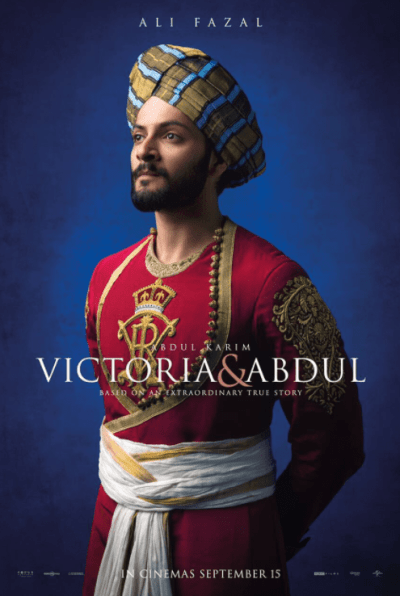 Victoria and Abdul movie poster