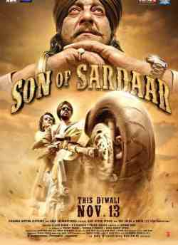 सन ऑफ़ सरदार movie poster