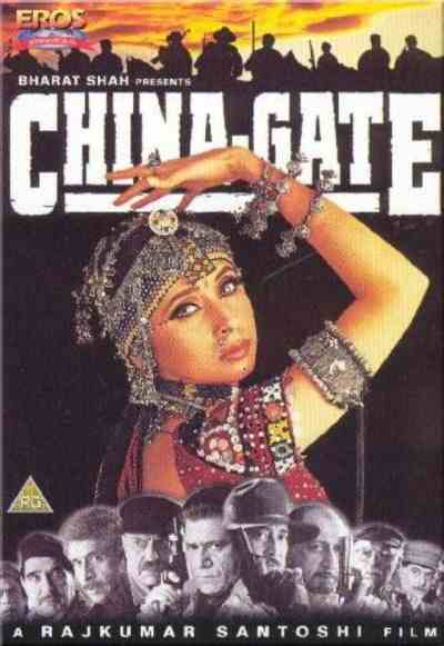 China Gate movie poster