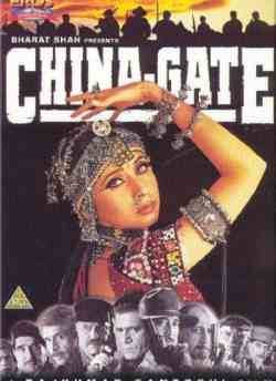 China Gate movie poster