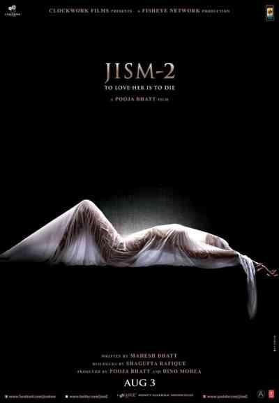 Jism 2 movie poster