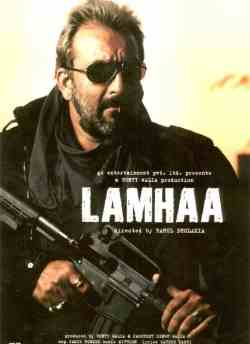 Lamhaa movie poster