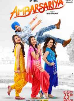 Ambarsariya movie poster