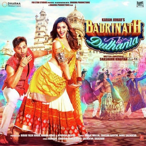 Badri Ki Dulhania album artwork