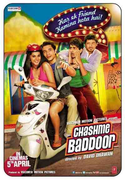 Chasme Baddoor movie poster