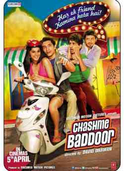 Chasme Baddoor movie poster