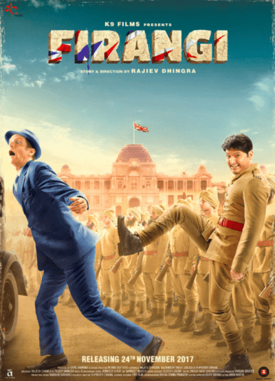 Image result for firangi movie poster