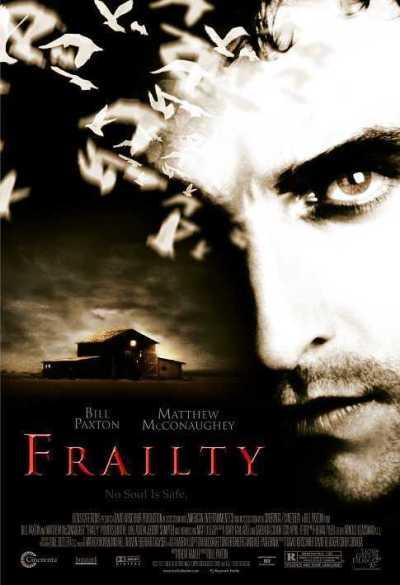 फ्रैल्टी movie poster