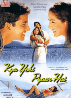 Kya Yehi Pyar Hai movie poster