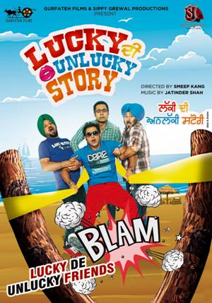 Lucky Di Unlucky Story movie poster