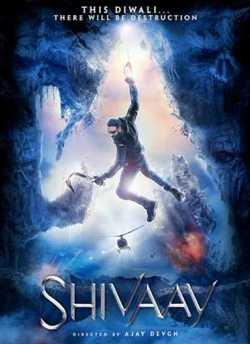 Shivaay movie poster