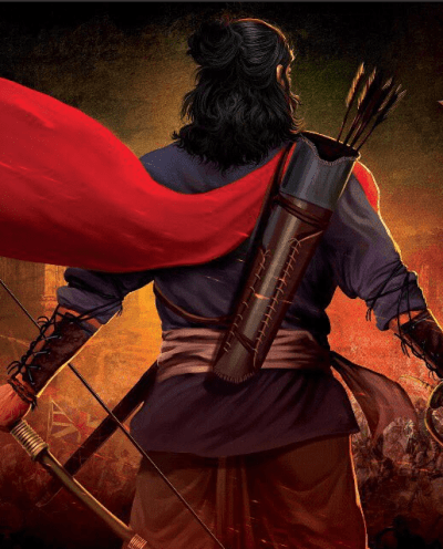 Sye Raa Narasimha Reddy movie poster