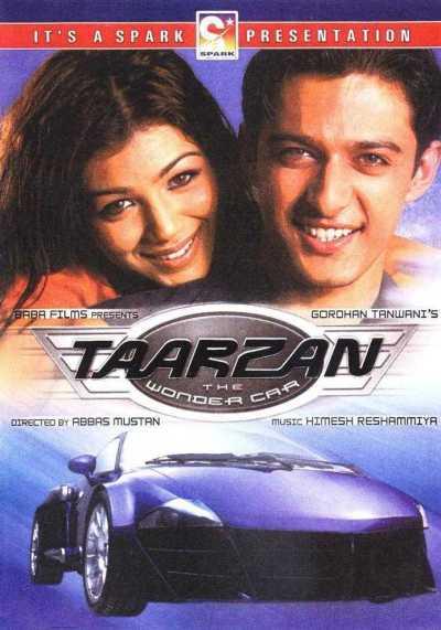 Taarzan : The Wonder Car movie poster