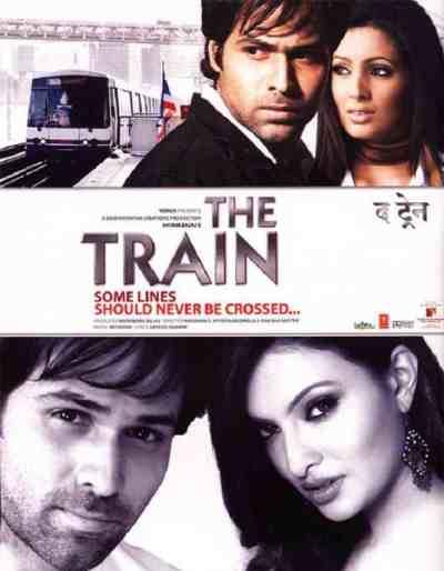 द ट्रेन movie poster