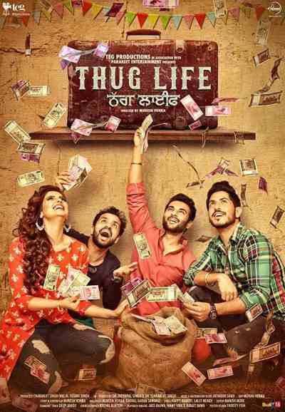 Thug Life movie poster