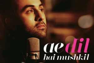 Ranbir Kapoor dialogue from Ae Dil Hai Mushkil