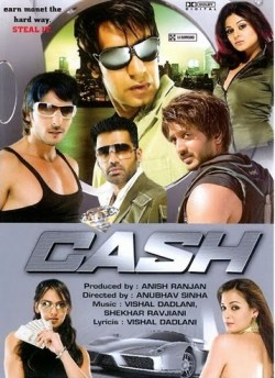 Cash movie poster