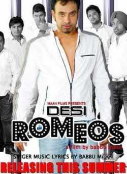 Desi Romeos movie poster