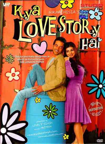 Kya Love Story Hai movie poster