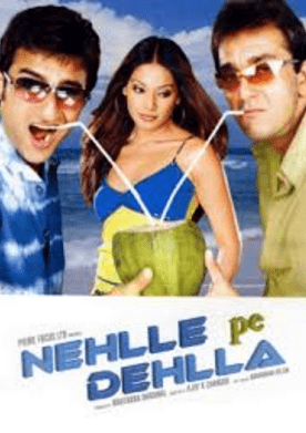 Nehlle Pe Dehlla movie poster