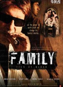 Family – Ties Of Blood movie poster