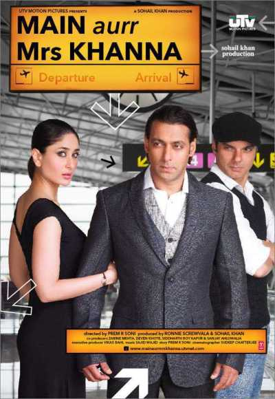 Main Aur Mrs. Khanna movie poster