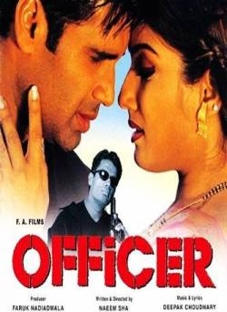 Officer movie poster