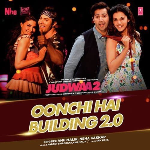 Oonchi Hai Building album artwork