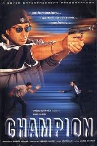 चैंपियन movie poster