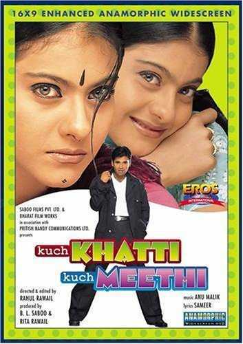 Kuch Khatti Kuch Meethi movie poster