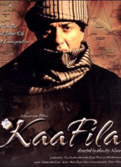 Kaafila movie poster