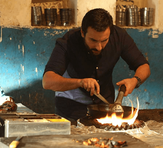 Chef First Day Box Office Collection