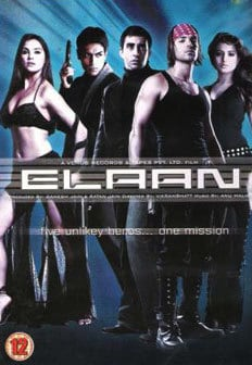 Elaan movie poster