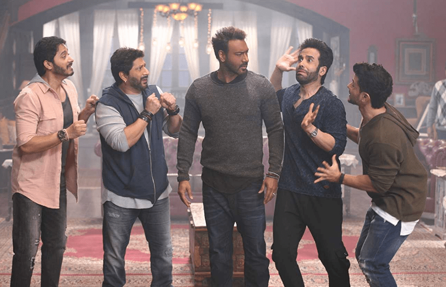 Golmaal Again 4th Week Collection