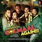 Golmaal Again Title Track album artwork