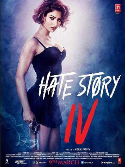 हेट स्टोरी 4 movie poster