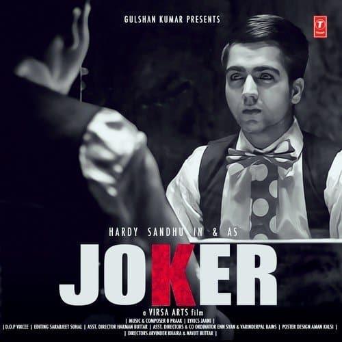 Joker album artwork