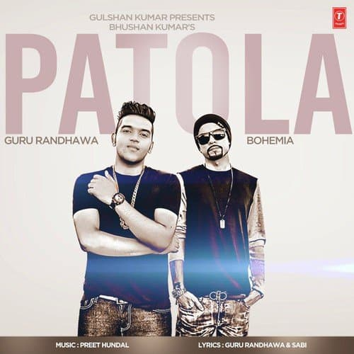 Patola album artwork
