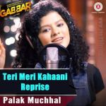 Teri Meri Kahaani (Reprise) album artwork