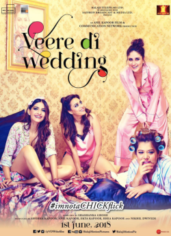 Veere Di Wedding movie poster