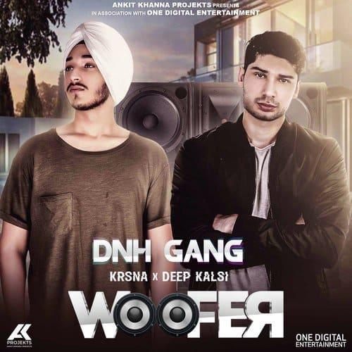 Woofer album artwork