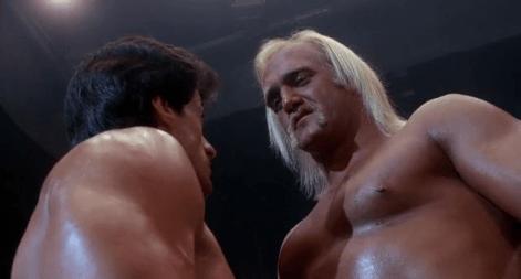 Hulk Hogan Wrestler in Hollywood