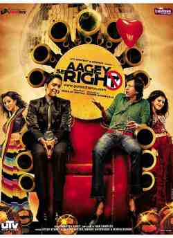 Aagey Se Right movie poster